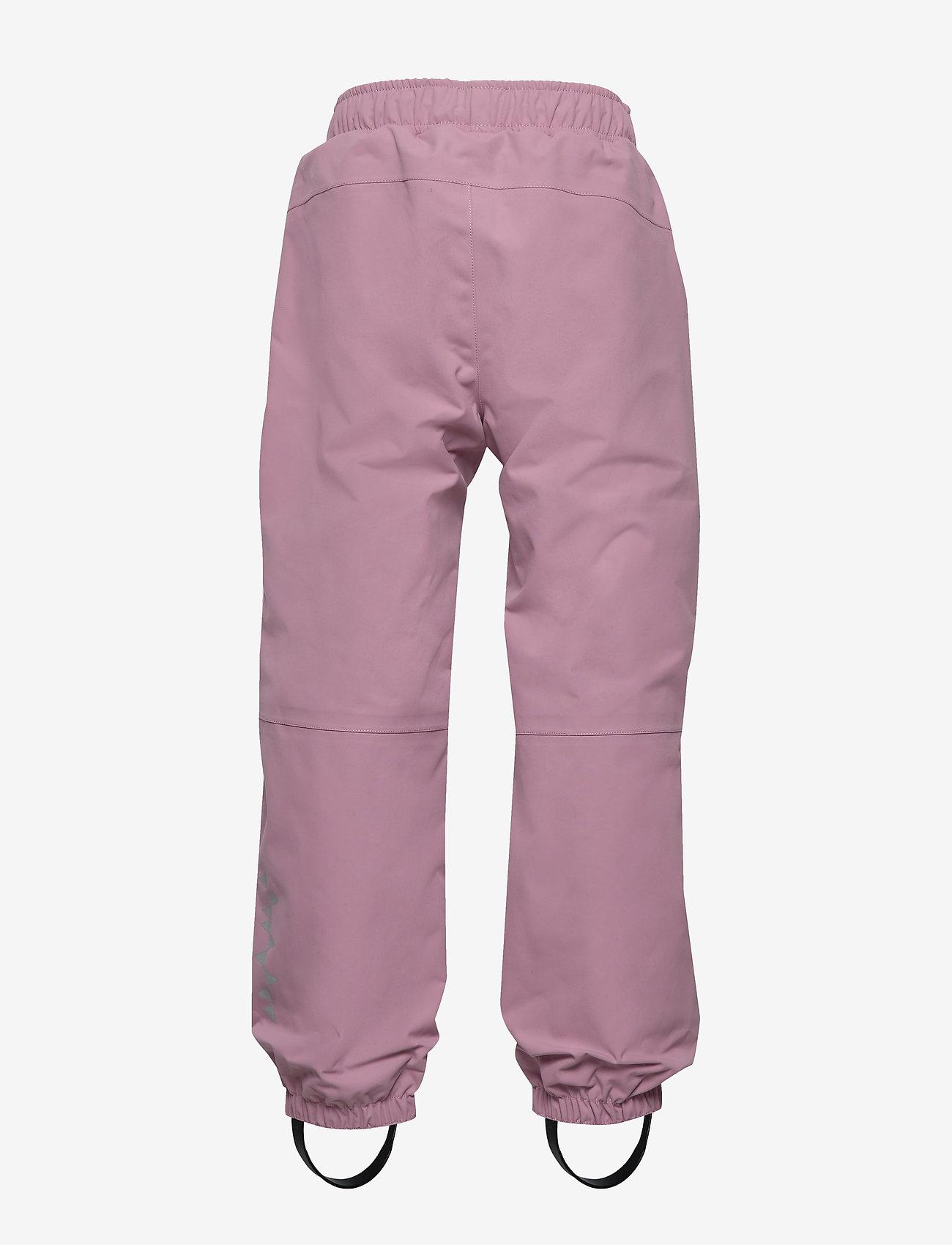 ISBJÖRN of Sweden - RAIN Pant 2L - shell & rain pants - dusty pink - 1