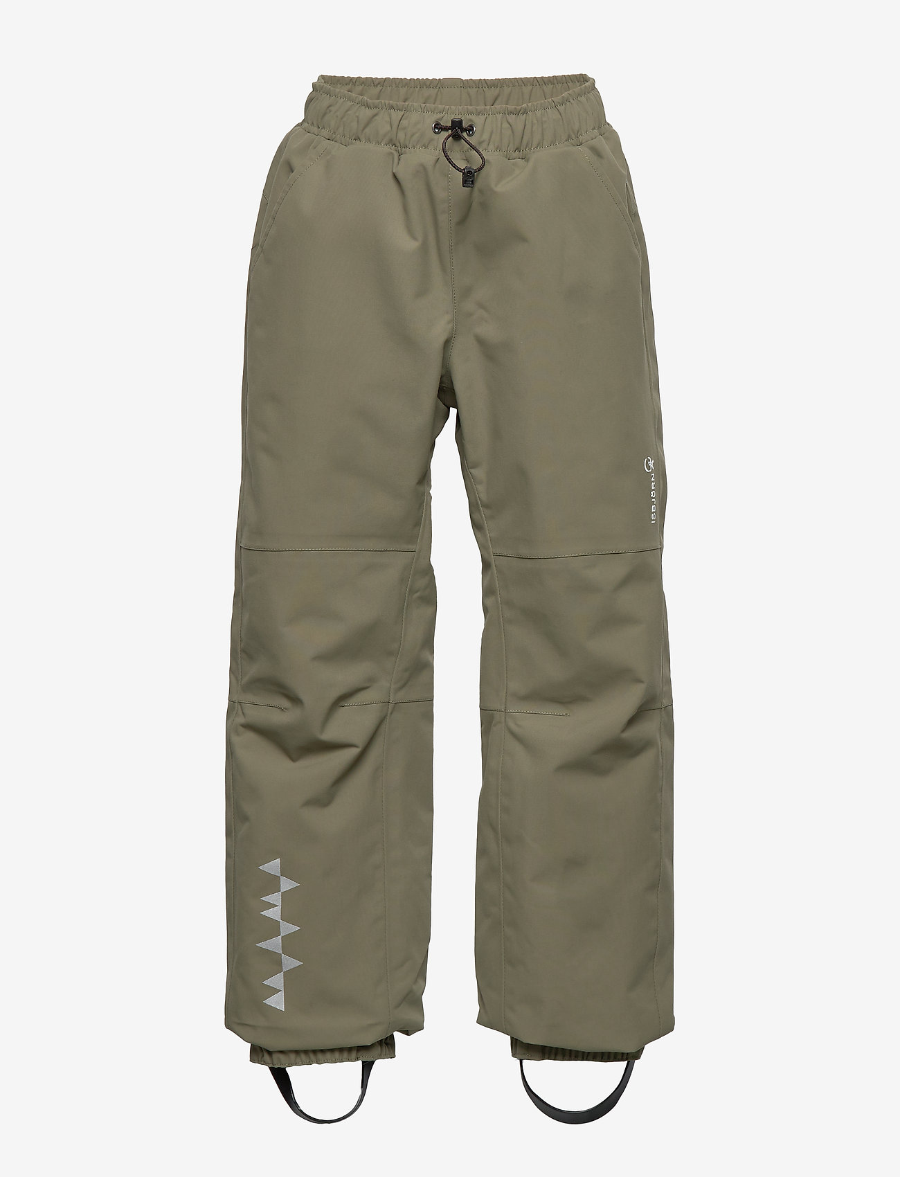 ISBJÖRN of Sweden - RAIN Pant 2L - shell & rain pants - moss - 0