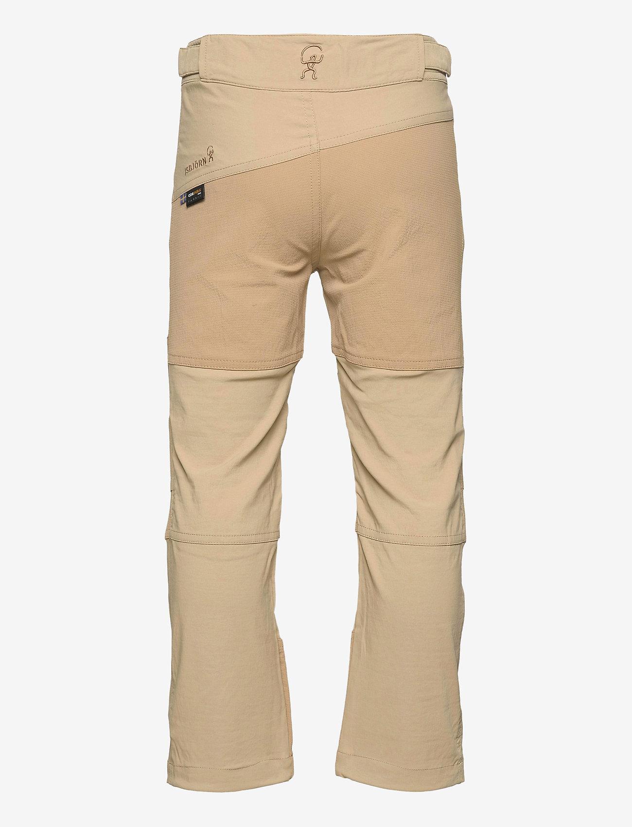 ISBJÖRN of Sweden - TRAPPER Pant II - sports pants - oat - 1