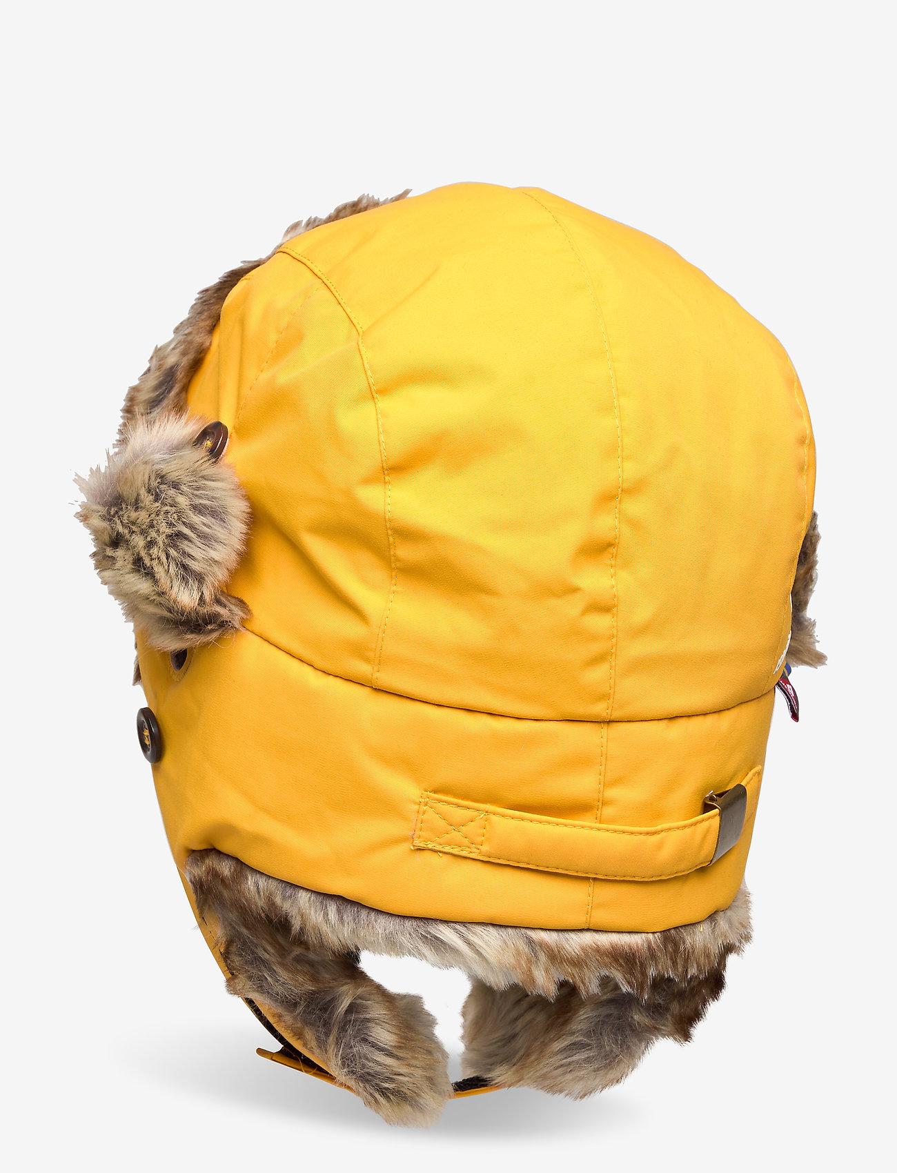 ISBJÖRN of Sweden - SQUIRREL Winter Cap - beanies - saffron - 1