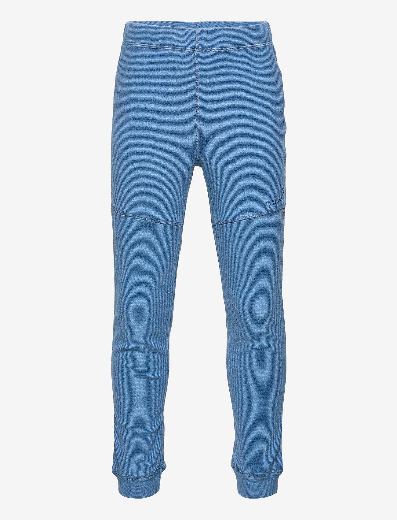 ISBJÖRN of Sweden - LYNX Pant - outdoor pants - denim - 0