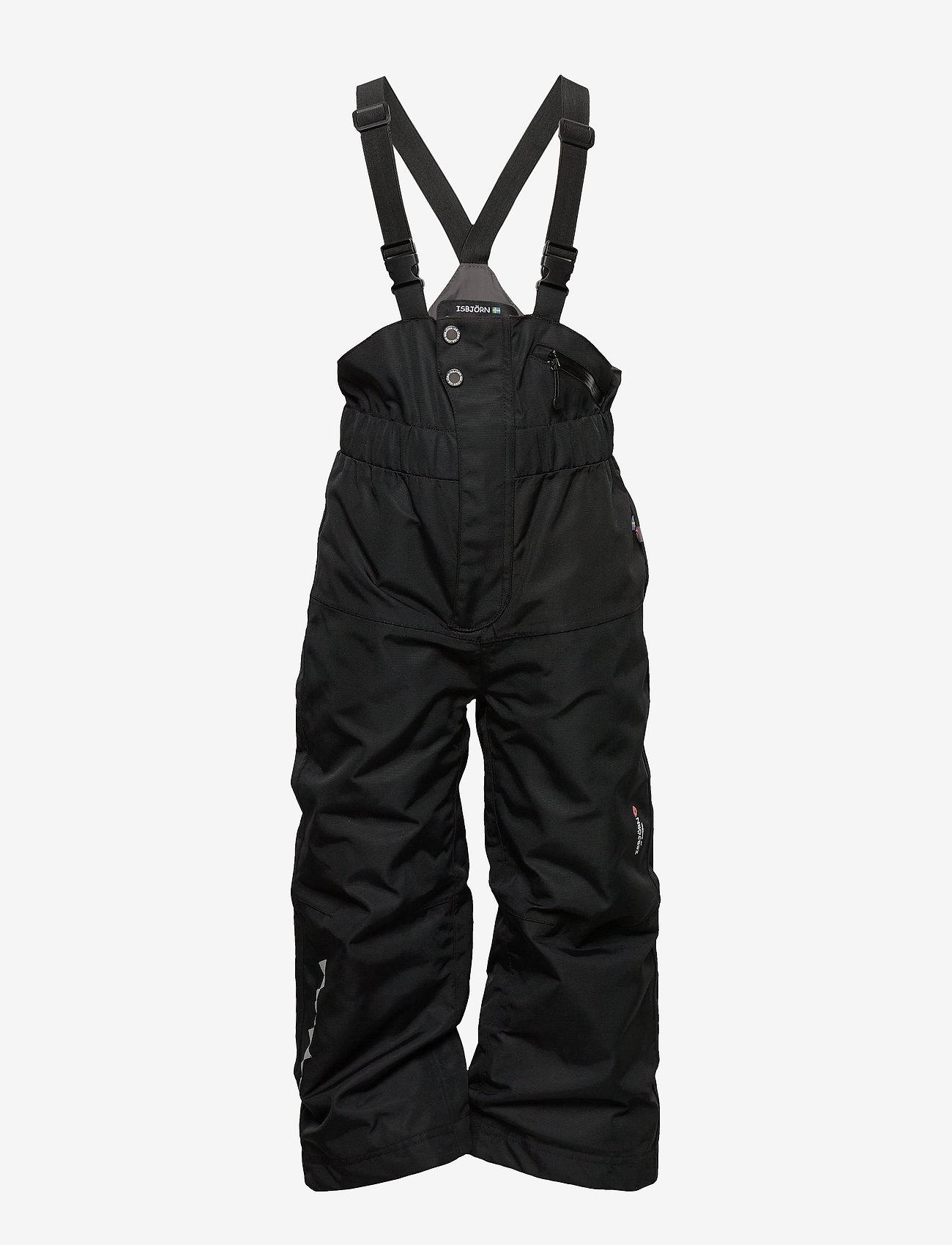 ISBJÖRN of Sweden - POWDER Winter Pant - schneehose - black - 0