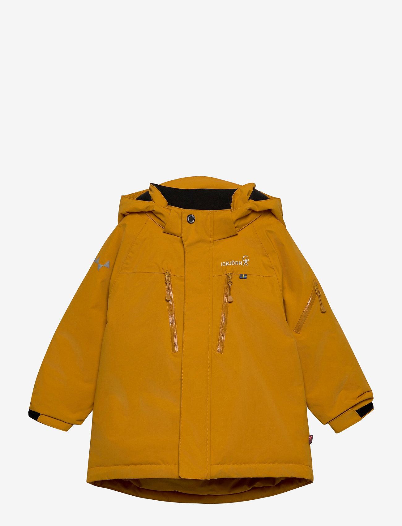 ISBJÖRN of Sweden - HELICOPTER Jacket - ski jackets - saffron - 0