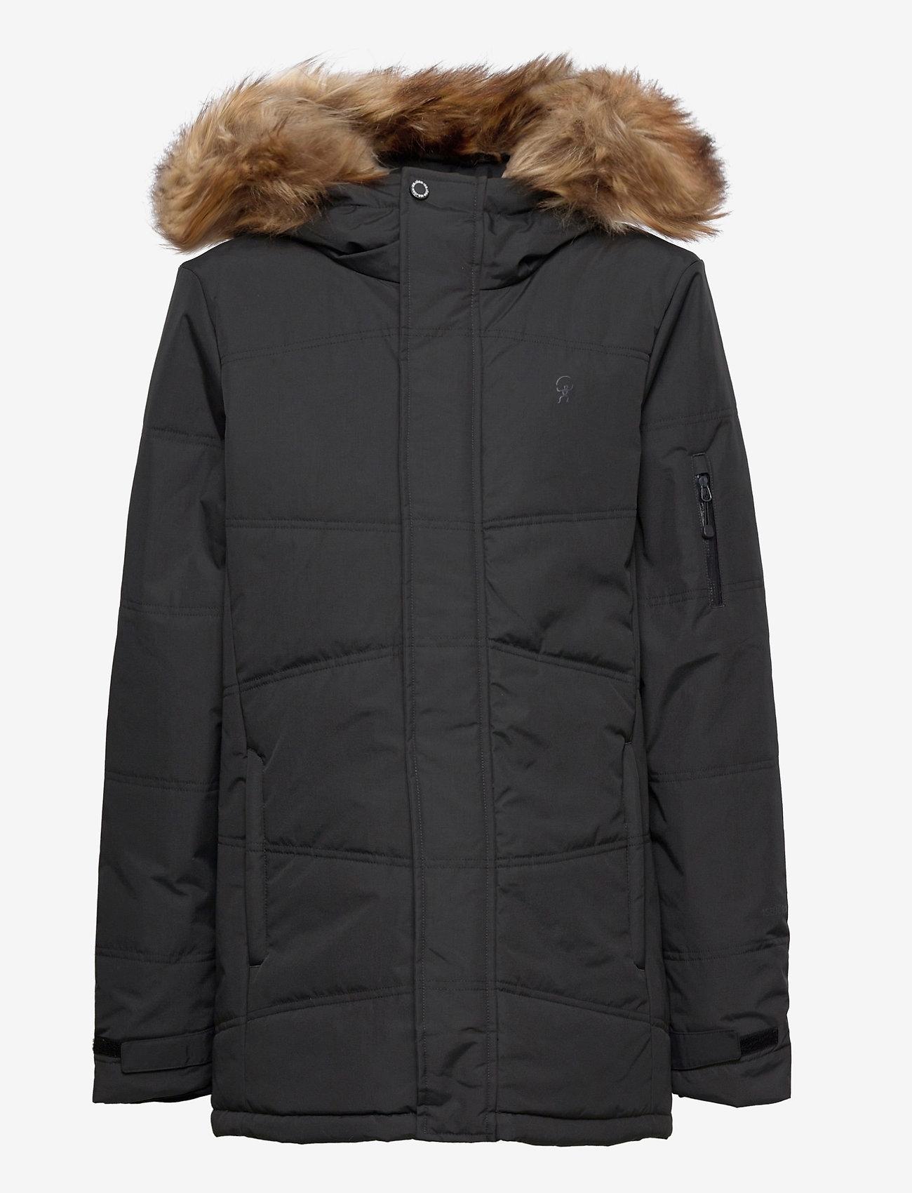 ISBJÖRN of Sweden - DOWNHILL Winter Jacket - ski jackets - steel grey - 1