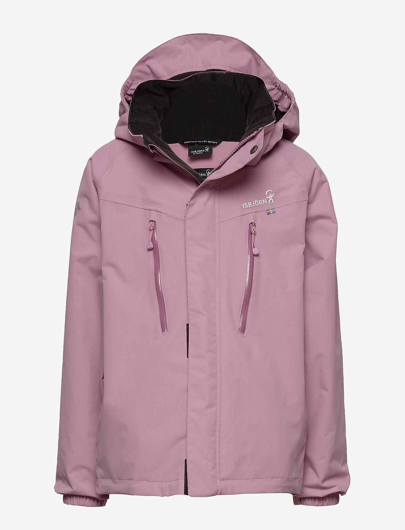 ISBJÖRN of Sweden - STORM Hardshell Jacket - shell jassen - dusty pink - 0