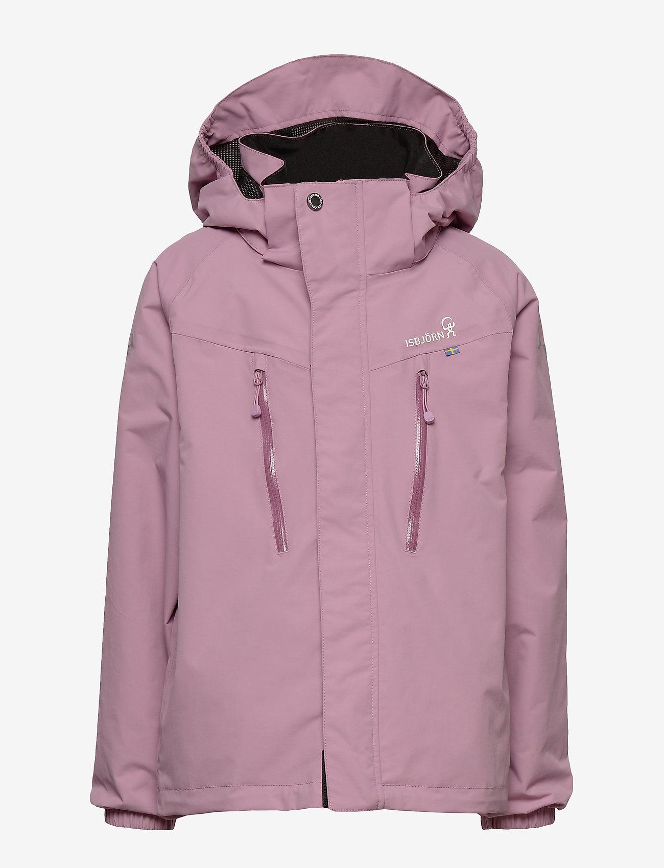 ISBJÖRN of Sweden - STORM Hardshell Jacket - shell jassen - dusty pink - 1