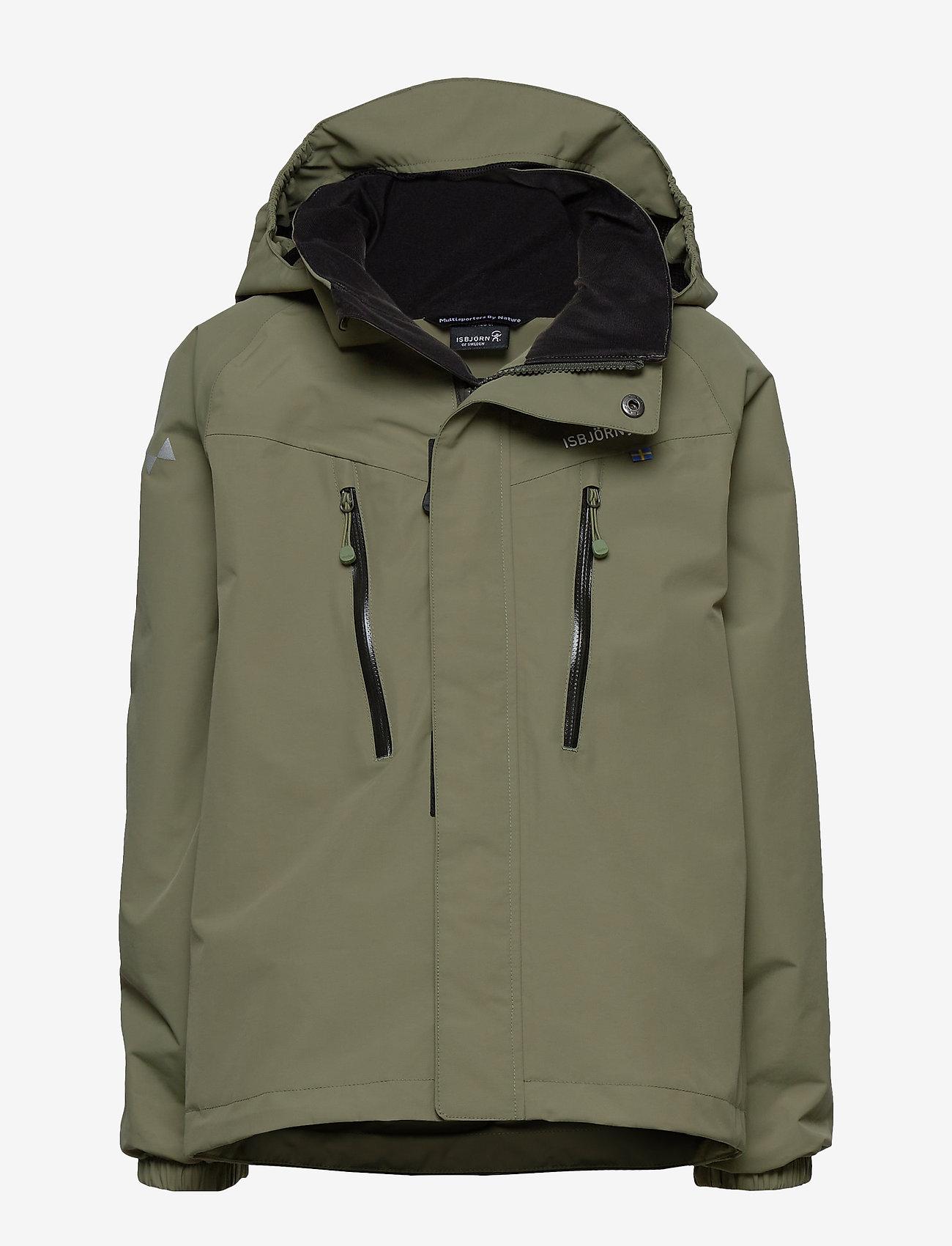 ISBJÖRN of Sweden - STORM Hardshell Jacket - shell jacket - moss - 1