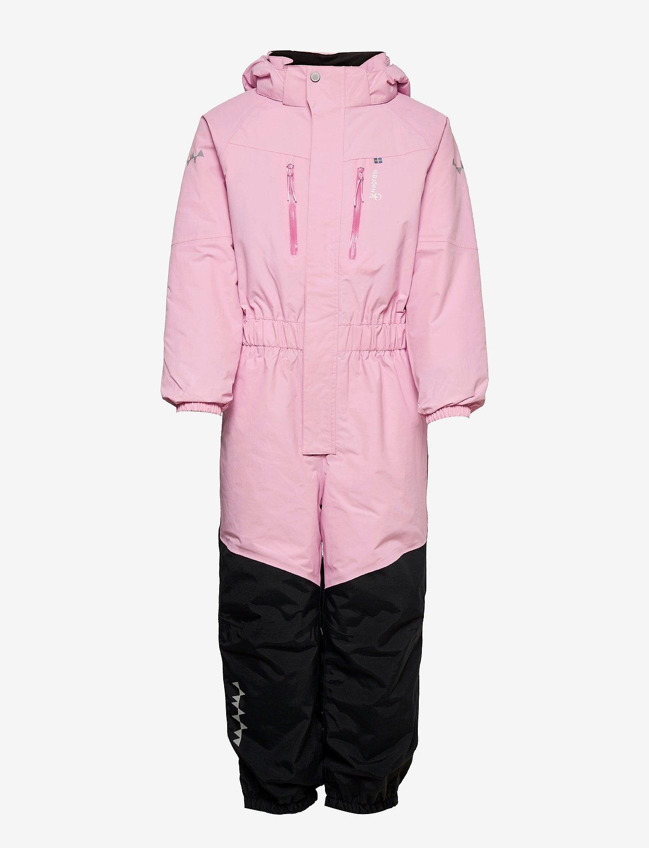 ISBJÖRN of Sweden - PENGUIN Snowsuit - snowsuit - frostpink - 0