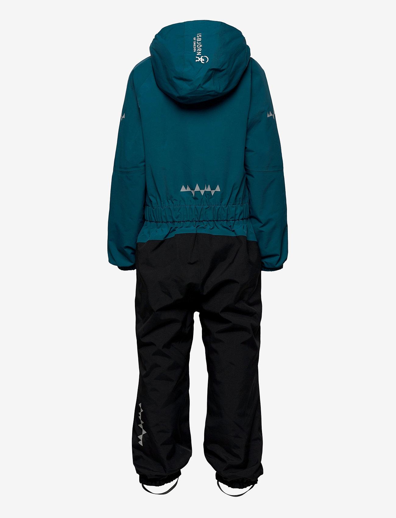 ISBJÖRN of Sweden - PENGUIN Snowsuit - snowsuit - petrol - 1