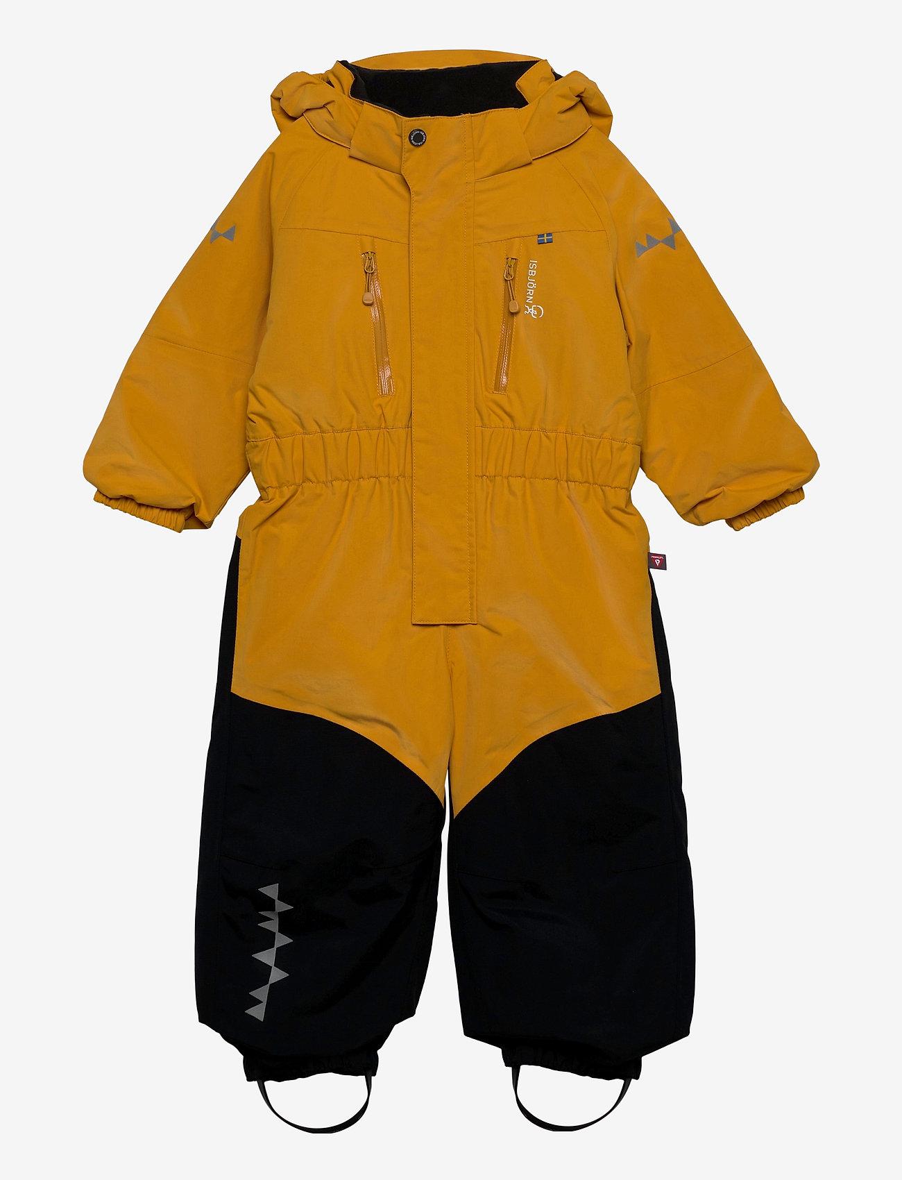 ISBJÖRN of Sweden - PENGUIN Snowsuit - snowsuit - saffron - 0