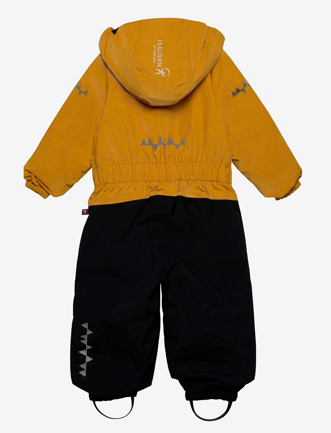 ISBJÖRN of Sweden - PENGUIN Snowsuit - snowsuit - saffron - 1