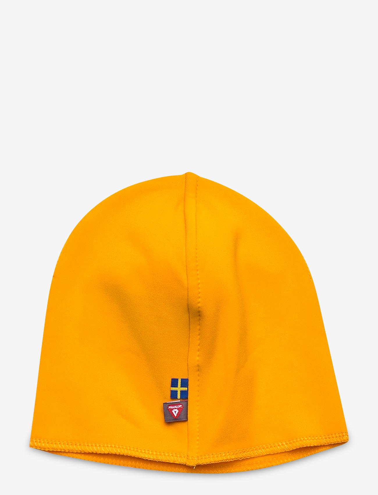 ISBJÖRN of Sweden - PANDA Beanie - beanies - saffron - 1