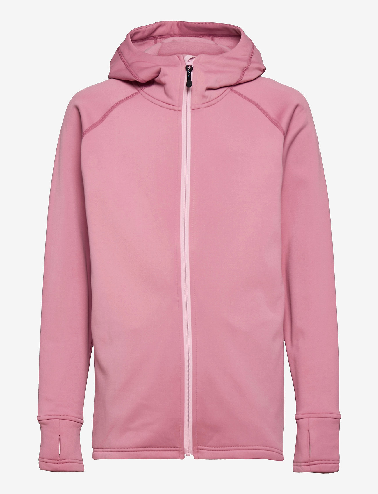 ISBJÖRN of Sweden - PANDA  Primaloft® Hoodie - insulated jackets - dusty pink - 0