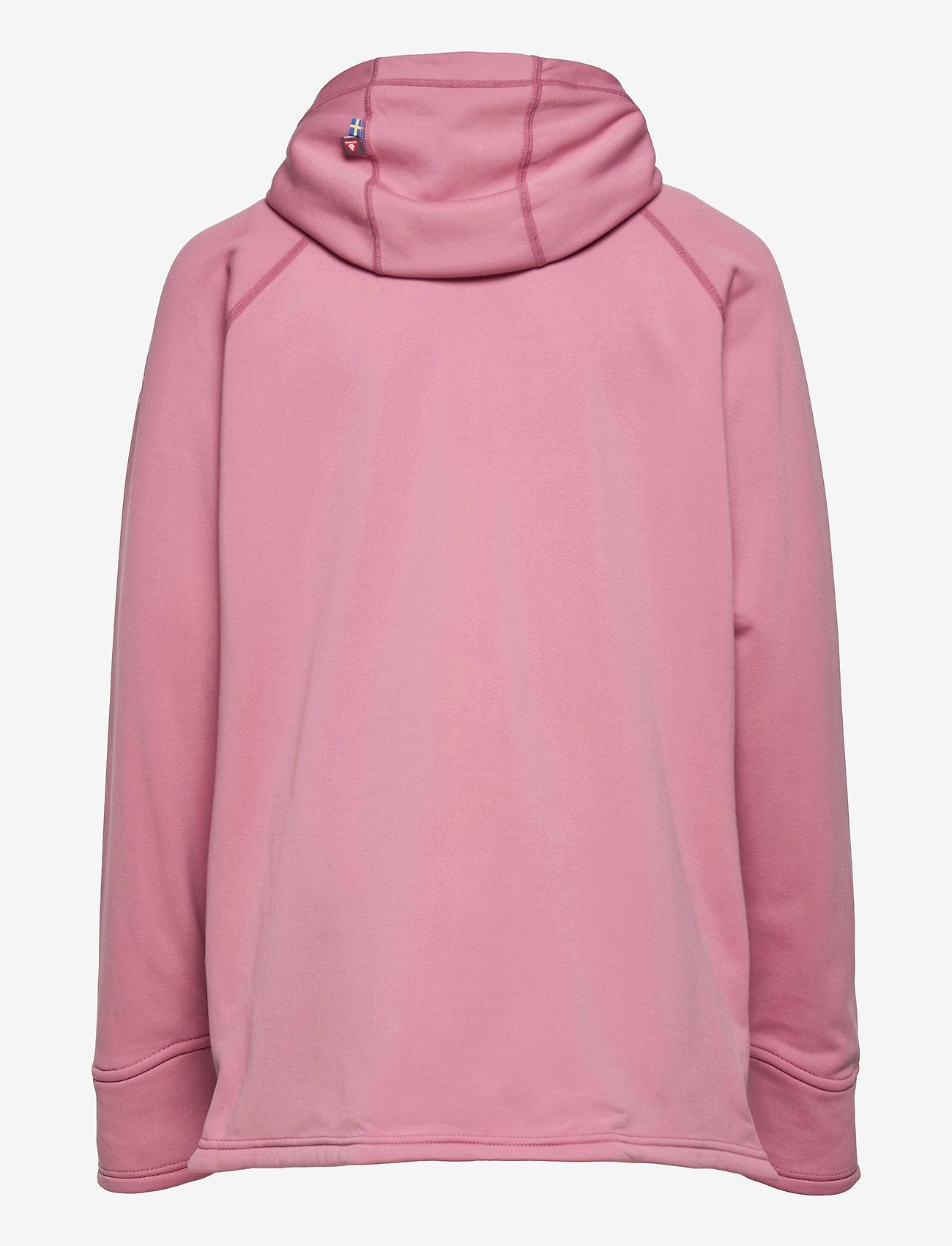 ISBJÖRN of Sweden - PANDA  Primaloft® Hoodie - insulated jackets - dusty pink - 1