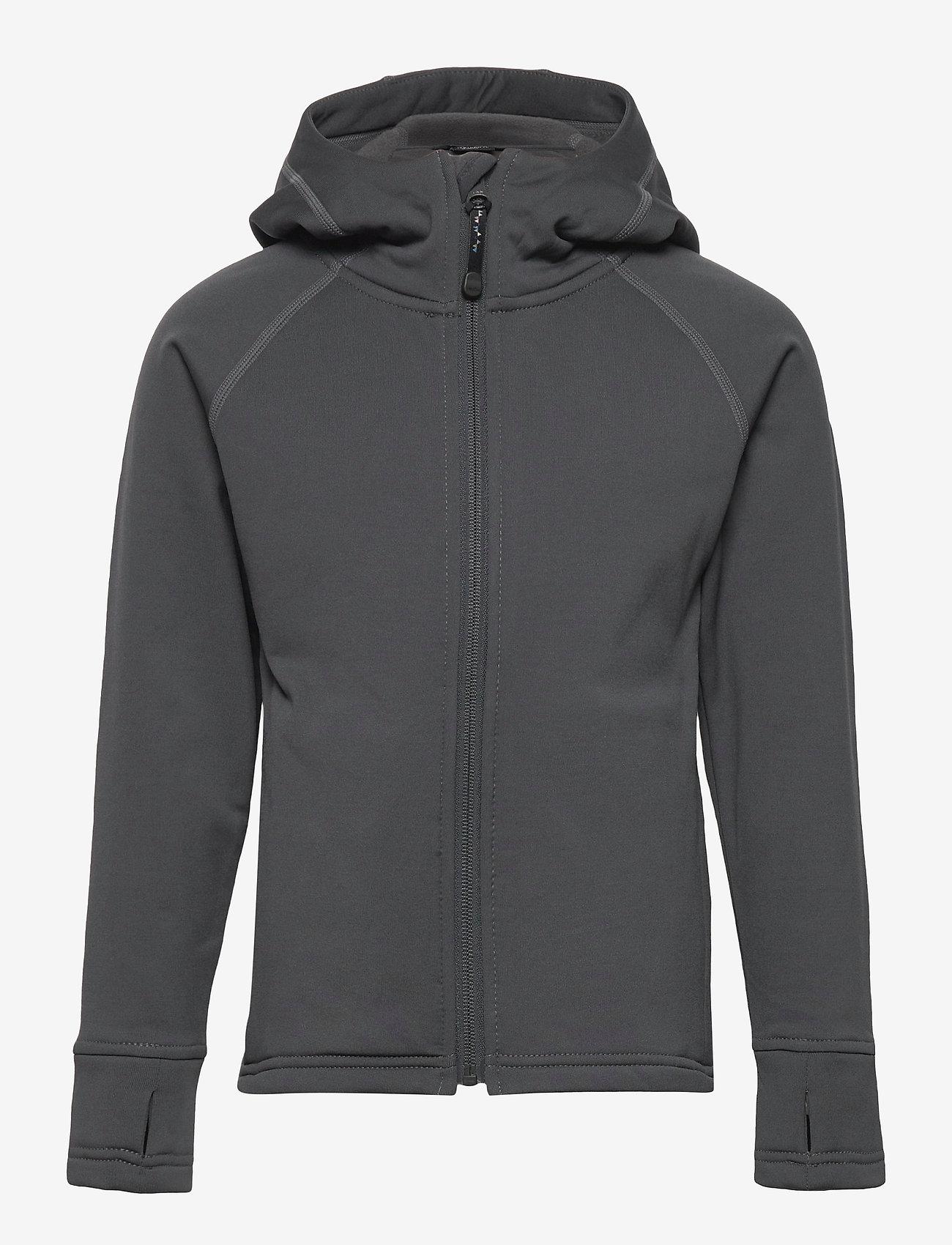 ISBJÖRN of Sweden - PANDA  Primaloft® Hoodie - insulated jackets - licorice - 0