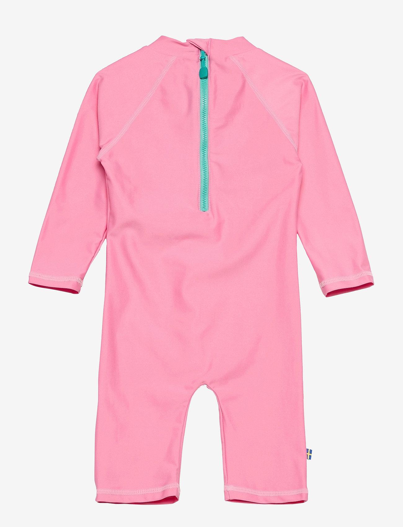 ISBJÖRN of Sweden - Sun Jumpsuit - swimsuits - frostpink - 1