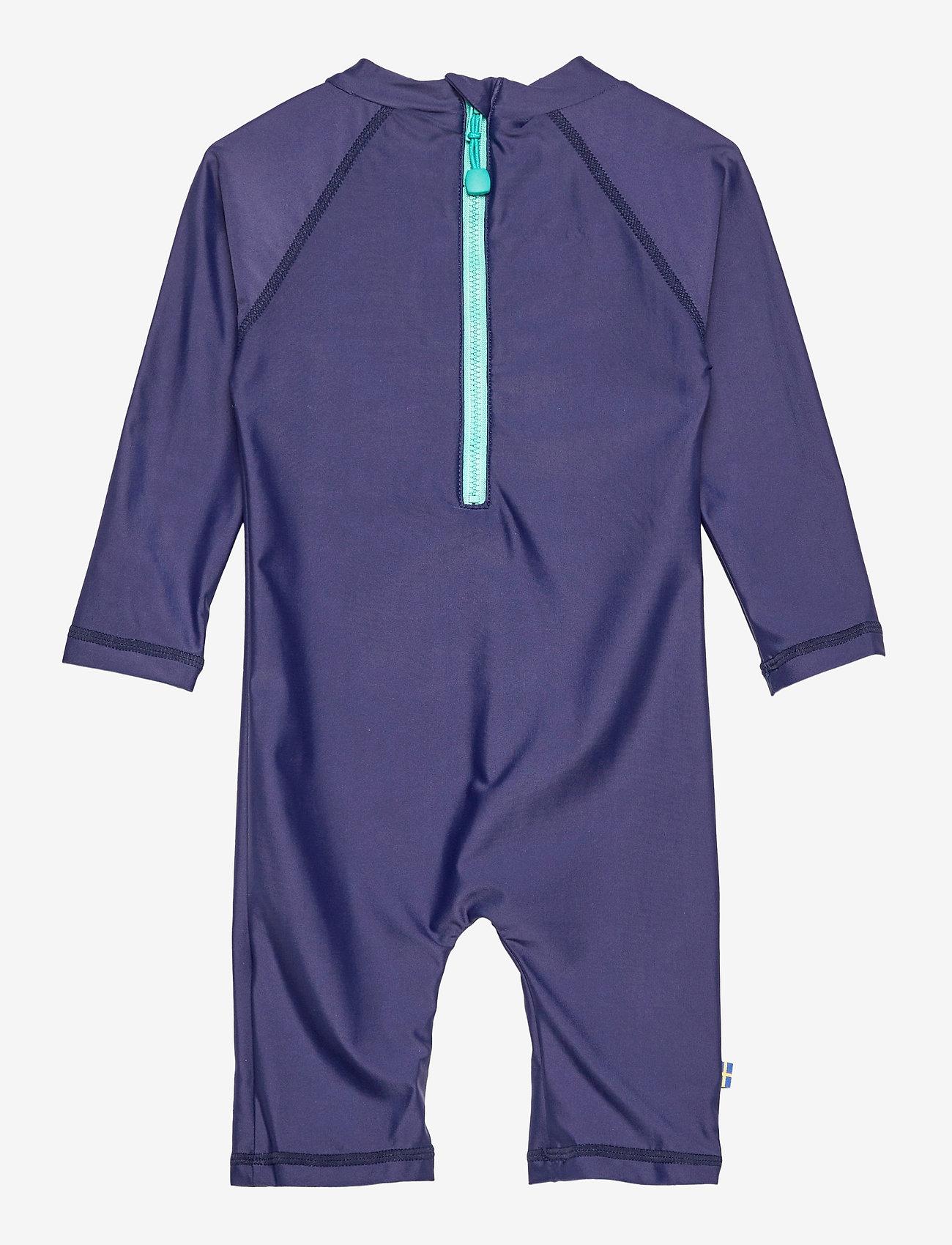 ISBJÖRN of Sweden - Sun Jumpsuit - swimsuits - navy - 1