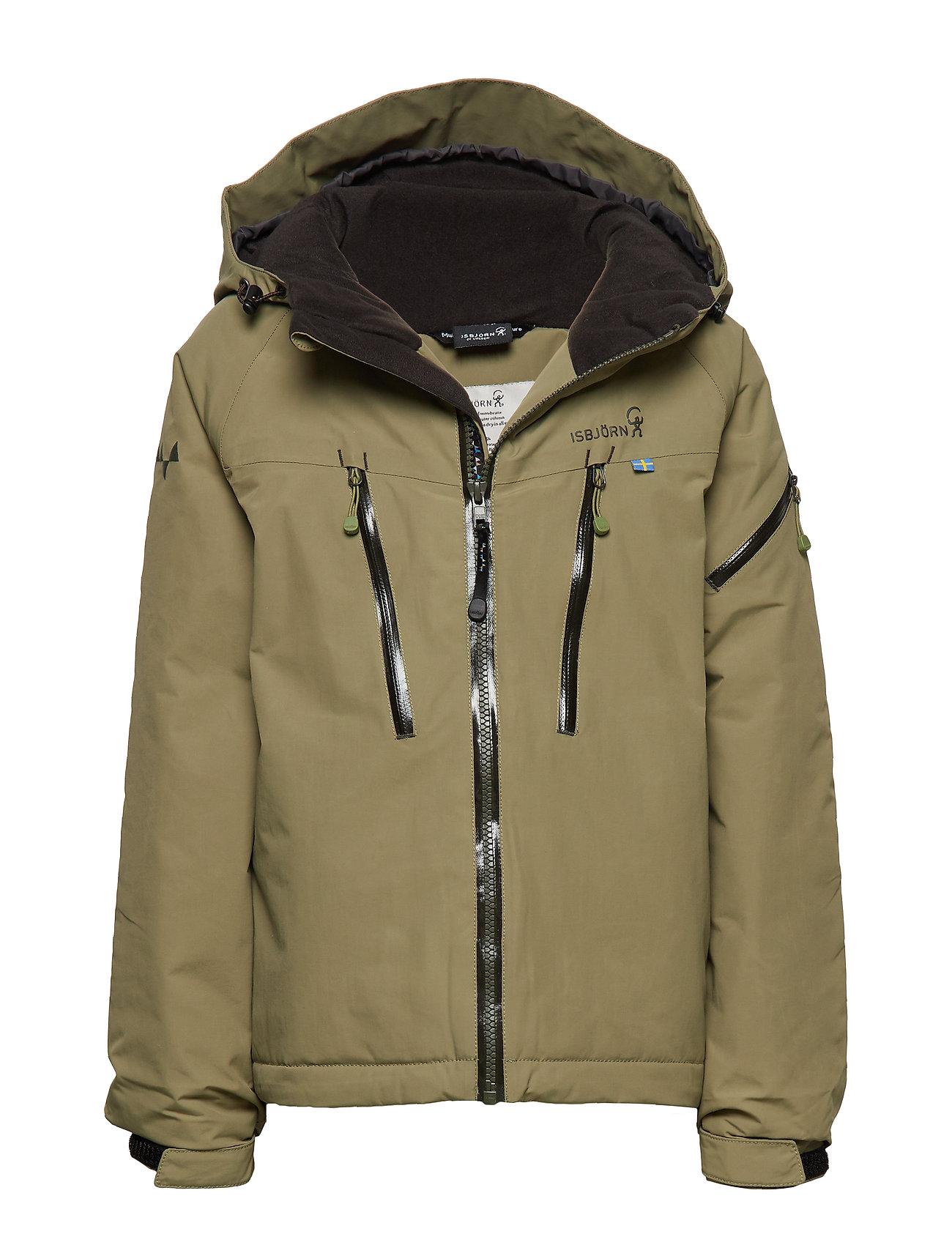 ISBJÖRN of Sweden CARVING Winter Jacket - MOSS