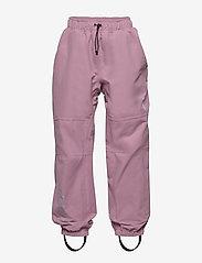 ISBJÖRN of Sweden - RAIN Pant 2L - shell & rain pants - dusty pink - 0