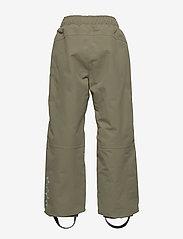 ISBJÖRN of Sweden - RAIN Pant 2L - shell & rain pants - moss - 1
