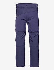 ISBJÖRN of Sweden - TRAPPER Pant II - shell & rain pants - navy - 1