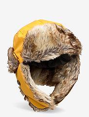 ISBJÖRN of Sweden - SQUIRREL Winter Cap - beanies - saffron - 0