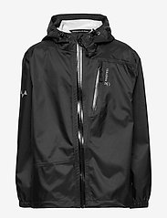 ISBJÖRN of Sweden - RAIN Jacket Jr - jassen - black - 1