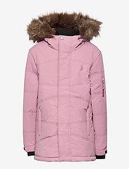 DOWNHILL Winter Jacket - DUSTY PINK