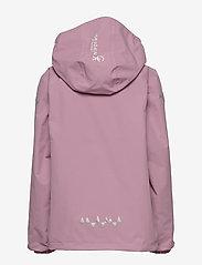 ISBJÖRN of Sweden - STORM Hardshell Jacket - shell jassen - dusty pink - 2