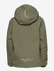 ISBJÖRN of Sweden - STORM Hardshell Jacket - shell jacket - moss - 2