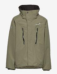 ISBJÖRN of Sweden - STORM Hardshell Jacket - shell jacket - moss - 5