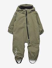 ISBJÖRN of Sweden - TODDLER Hardshell - vêtements shell - moss - 0