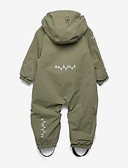 ISBJÖRN of Sweden - TODDLER Hardshell - vêtements shell - moss - 1