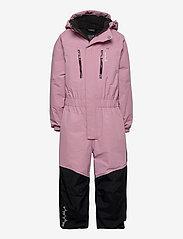 PENGUIN Snowsuit - DUSTY PINK