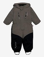 ISBJÖRN of Sweden - PENGUIN Snowsuit - snowsuit - mole - 0