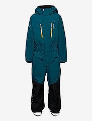 ISBJÖRN of Sweden - PENGUIN Snowsuit - snowsuit - petrol - 0