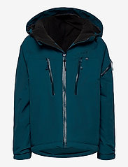 ISBJÖRN of Sweden - CARVING Winter Jacket - ski jackets - petrol - 0