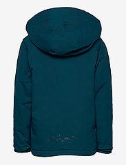 ISBJÖRN of Sweden - CARVING Winter Jacket - ski jackets - petrol - 2