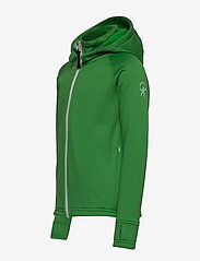 ISBJÖRN of Sweden - PANDA  Primaloft® Hoodie - isolerede jakker - apple white zip - 2