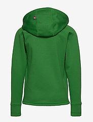 ISBJÖRN of Sweden - PANDA  Primaloft® Hoodie - isolerede jakker - apple white zip - 3