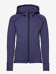 ISBJÖRN of Sweden - PANDA  Primaloft® Hoodie - fleecetøj - midnight - 0