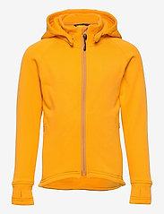 ISBJÖRN of Sweden - PANDA  Primaloft® Hoodie - isolerede jakker - saffron - 0