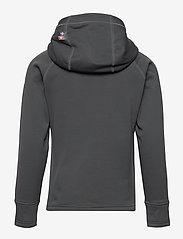 ISBJÖRN of Sweden - PANDA  Primaloft® Hoodie - insulated jackets - licorice - 1