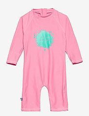 ISBJÖRN of Sweden - Sun Jumpsuit - swimsuits - frostpink - 0