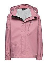 RAIN Jacket Kids - DUSTY PINK