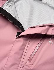 ISBJÖRN of Sweden - RAIN Jacket Kids - jassen - dusty pink - 5