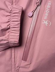 ISBJÖRN of Sweden - RAIN Jacket Kids - jassen - dusty pink - 6