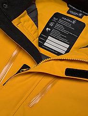 ISBJÖRN of Sweden - HELICOPTER Jacket - ski jackets - saffron - 3