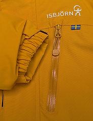 ISBJÖRN of Sweden - HELICOPTER Jacket - ski jackets - saffron - 4