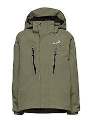 STORM Hardshell Jacket - MOSS